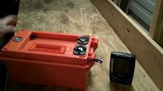Kayak Fish Finder-12volt Portable Power Box-How To Build