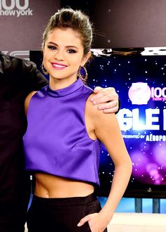 Selena is so perfect and I love that top