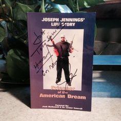 Joseph Jennings' Life Story [Paperback] by Jennings, Joseph   Used, Rare, Vintage and Out of Print Books - www.ValiumBlueBooks.com #Books
