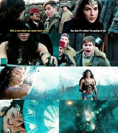 Steve: Diana no! Diana: DIANA YES!!!