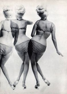 Society should be like this, where women are seen as beautiful the more curves they have Wish I was brought up in the 60s