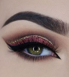 Party Make Up Brown Eyes (6)