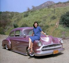 Larry's '50 Chevy Grapevine
