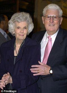 Margaret and Robert Harling...