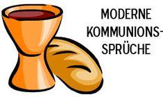 Moderne Sprüche zur Kommunion