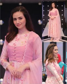 Pakistani Dresses Casual, Indian Gowns Dresses, Pakistani Dress Design, Stylish Dress Designs, Stylish Dresses, Casual Dresses, Indian Designer Outfits, Designer Dresses, Indian Outfits