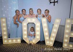 Credit: Eclipse Mobile Disco Weddings, Frame, Home Decor, Homemade Home Decor, Mariage, Wedding, Interior Design, Frames, Home Interiors