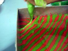 Shyieda Gateaux Homemade Melaka: Resepi Kek Lapis Batik Kenyalang