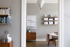 Lina Ikse - grey walls
