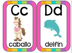 Abecedario Animales formato tarjetas (2)