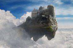 Sky Castle - David Edwards