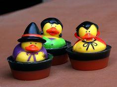 Halloween Duck Soap