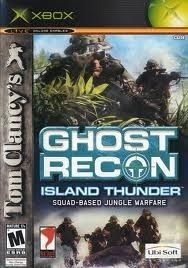 Ghost Recon Island Thunder - Xbox Game