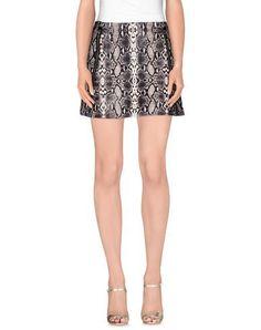 NEIL BARRETT Mini Skirt. #neilbarrett #cloth #skirt