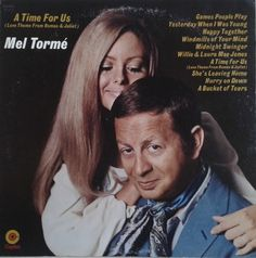 Mel Tormé - A Time For Us at Discogs