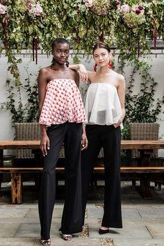 Sfilata Sachin + Babi New York - Collezioni Primavera Estate 2016 - Vogue