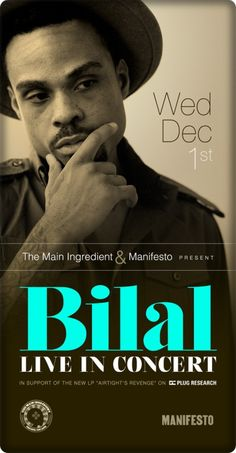 Bilal Oliver: Classically trained Neo-soul music innovator | Philadelphia