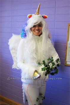 Magically Impressive Unicorn Halloween Costume... This website is the Pinterest of costumes