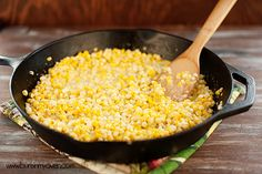 southern creamed corn recipe