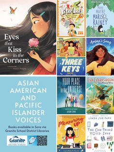 Peter Lee, Library Posters, Student Numbers, Award Winning Books, Heritage Month, Asian American, Educational Technology, Book Lists, Illustrators