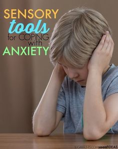 Anxiety and sensory based coping skills that will help kids overcome their…