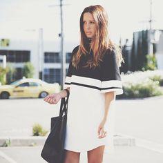 Monochrome fashion & styling