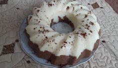 Магически кекс, който лесно ще приготвите без никакво печене - идеален за всеки начинаещ кулинар  - Двуцветен кекс без печене - изпитана рецепта. Как да приготв... Bagel, Doughnut, Bread, Desserts, Food, Tailgate Desserts, Deserts, Brot, Essen