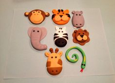 Hey, I found this really awesome Etsy listing at https://www.etsy.com/listing/179899468/8-jungle-zoo-safari-animals-fondant