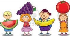 Fruit Cartoon, Fruit Vector, Watercolor Kit, Fruit Illustration, Emoji Wallpaper, Child Love, Winnie The Pooh, Royalty Free Stock Photos, Character Design