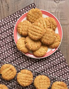 Two classic cookies become one with these delicious Peanut Butter Snickerdoodles! - Bake or Break