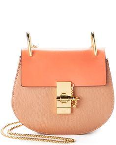 "Chloe ""Drew"" Mini Leather Shoulder Bag"
