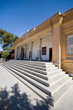 Zoroastrians Fire Temple-Yazd,Iran Iran Traveling Center irantravelingcent... #iran #tehran #travel