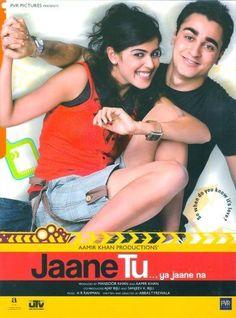 Jaane Tu... Ya Jaane Na (2008) Poster