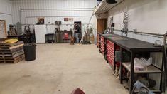Work Shop Building, Workshop Layout