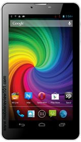 Micromax Funbook Mini P410 Tablet Front View