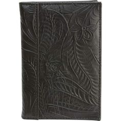 Casual Outfitters™ Solid Genuine Leather Passport Cover