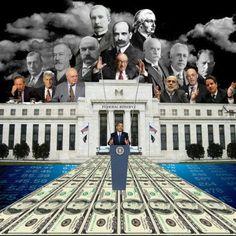 Federal Reserve Evil | The Rockefellers NWO Oligarchs versus Governor Jesse Ventura Dr. Rima ...