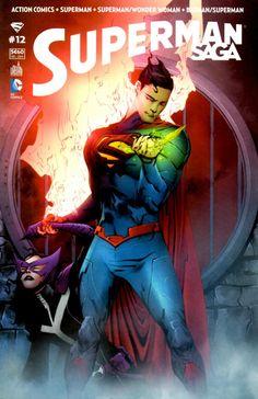 Superman Saga - 12 - Collectif