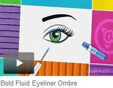 How-To VideosGet an ombré look with the NEW MK@play fun bold eyeliners