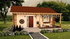 Case din lemn demontabile - solutii pentru o viata dinamica