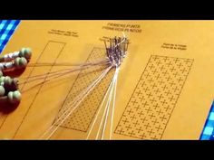 Qué hacer si se rompe el hilo haciendo encaje - YouTube Bobbin Lace Patterns, Lace Heart, Lace Jewelry, Lace Making, Lace Detail, Macrame, How To Make, Youtube, Bobbin Lace