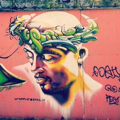 Corona di Spine #mistreetartour #milano #villapizzone #milano2015 #milanocity #milanodavedere #milanodaclick #milanosiamonoi #milanosegreta #milanomonamour #street #streetart #streetpaint #streetartlovers #streetarteverywhere #streetigers #streetartitalia #streetartitaly #streetartmilano #graffiti #instagraffiti #instagraff #graffitiigers #murales #urbanart #stencilart by mistreetartour