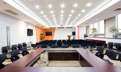 Fittings for commercial facilities and offices LED | CIRCLE