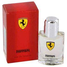 Ferrari Red By Ferrari Mini Edt .13 Oz