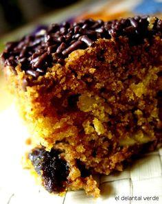 Simporlfiaisjaa: Recetas que quiero hacer: Torta de Zanahoria y nuez