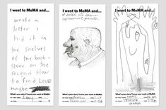 I went to MoMA and... participatory feedback