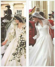Princess Diana & The Duchess of Cambridge