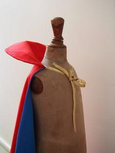 Cape de super héros / chevalier   tutoriels de couture   Blog de Petit Citron