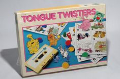 "Discovery Toys ""Tongue Twisters"" game"