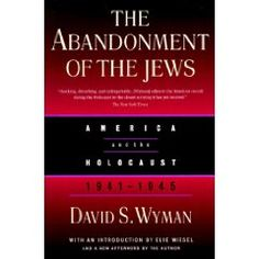 Easily one of the most researched and well written book on America's involvement, and lack thereof, during the Holocaust.